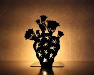 фото 4614  Держатель для книг Цветущий кактус цена, отзывы