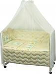 фото 9303  Комплект в детскую кроватку Веселка цена, отзывы
