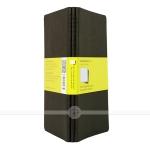 фото 6106  3 блокнота Moleskine Cahier средних черных цена, отзывы