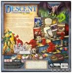 фото 5390  Настольная игра Descent. Странствия во Тьме цена, отзывы