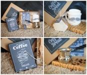 фото 7863  Подарочный набор  Кофейный Chalkboard цена, отзывы