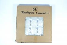 фото 8281  Свечи чайные таблетка 50шт цена, отзывы