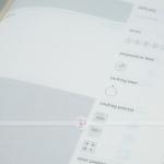 фото 6005  Записная книжка Moleskine Recipe Journal средняя черная цена, отзывы
