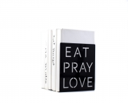фото 9877  Держатель для книг Ешь, молись, люби цена, отзывы
