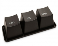фото 967  Оригинальные чашки кнопки Ctrl Alt Del цена, отзывы