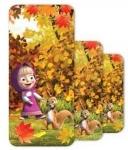 фото 9079  Полотенце детское махровое Маша и Медведь 50х90 см цена, отзывы