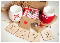 фото 7756  Подарочный набор Гарячі серця цена, отзывы