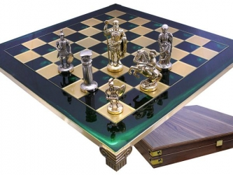 купить Шахматы Римляне Manopoulos цена, отзывы
