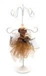 фото 7087  Подставка под бижутерию Манекен модница цена, отзывы