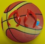 фото 8386  Тапки вьетнамки Баскетбольный Мяч (39 размер) цена, отзывы