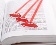 фото 4697  Закладка для книг Ситроен DS цена, отзывы