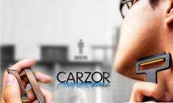 фото 635  Бритва-кредитка Carzor (Card+Razor) цена, отзывы