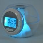 фото 23840  Будильник с led подсветкой Звуки природы цена, отзывы