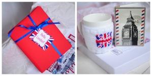 фото 7801  Подарочный набор  Hello London цена, отзывы