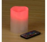 фото 9581  LED свеча 12 цветов цена, отзывы