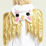 фото 25068  Кигуруми Единорог белый с крыльями M цена, отзывы