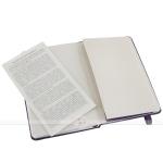 фото 6148  Блокнот Moleskine Classic карманный Клетка Фиолетовый цена, отзывы