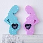 фото 6550  Деревянная фоторамка Для беременных цена, отзывы