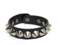 фото 9435  Антический кожаный браслет Splin цена, отзывы