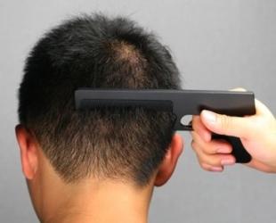 купить Расческа - пистолет цена, отзывы