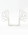 фото 10092  Держатель для книг Зимнее дерево белое цена, отзывы