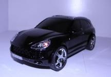 фото 1504  Колонка - Машинка Porsche Cayenne (колонка, плеер mp3, радио)  цена, отзывы