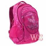 купить Рюкзак школьный Бабочка (в ассортименте) WS цена, отзывы