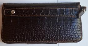 фото 1535  Кожаный клатч мужской ручной m012 цена, отзывы