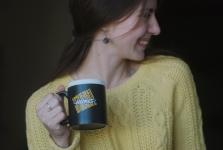 фото 6588  Чашка - My heart belongs to Ukraine цена, отзывы