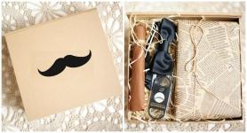 фото 7855  Подарочный набор Mustache цена, отзывы