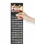 фото 24917  Скретч постер 100 дел Food edition цена, отзывы