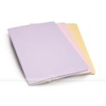 фото 6083  3 блокнота Moleskine Cahier больших пастельных цена, отзывы
