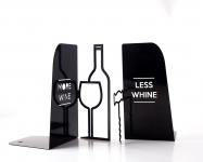 фото 10115  Держатели для книг Больше вина меньше нытья цена, отзывы