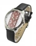 фото 3995  Часы наручные красная вышиванка цена, отзывы