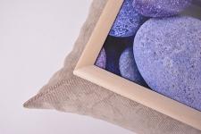 фото 10137  Поднос с подушкой Космические камни цена, отзывы