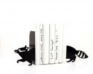 фото 10055  Держатель для книг Енот цена, отзывы
