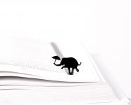 фото 4684  Закладка Танцующий слон цена, отзывы