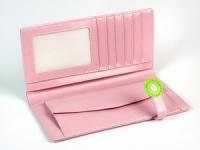 фото 8778  Женский кошелек Девушка розовый цена, отзывы