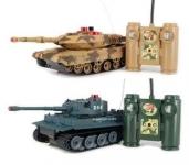 фото 2682  Набор танков на радиоуправлении Fighting Tank с записью попаданий цена, отзывы