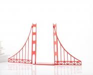 фото 10083  Держатель для книг Мост Золотые ворота цена, отзывы