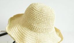 фото 26353  Женская плетенная Шляпа Show (Бежевый) цена, отзывы