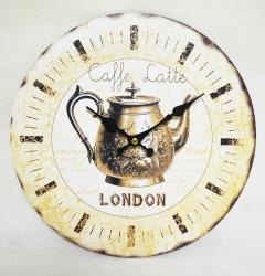 купить Часы кухонные Caffe Latte цена, отзывы