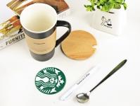 фото 8239  Керамическая чашка Starbucks с маркером цена, отзывы