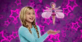 фото 3332  Летающая кукла - фея Spin Master Flying Fairy цена, отзывы