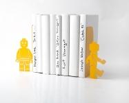 фото 4579  Держатель для книг Lego Man цена, отзывы