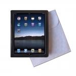фото 10250  Кожанный чехол для iPad Classic Black цена, отзывы