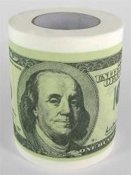 купить Туалетная бумага 100$ цена, отзывы