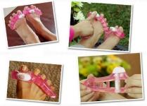 фото 3028  Средство массажное для пальцев ног на батарейках Счастливые пальчики цена, отзывы