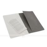 фото 6046  3 блокнота Moleskine Cahier средних серых цена, отзывы