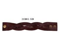 фото 9428  Антический кожаный браслет Benedict цена, отзывы